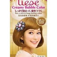 LIESE PRETTIA Bubble hair color Milk tea brown