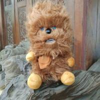 Jual Boneka Plush Import ORI Chewbacca dolls, Super Rare langka banget. Murah