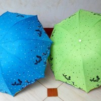 Payung Lipat 4 Gambar Kupu OSK-360 merk OSAKA