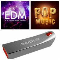 Top 400 Mp3 320 kbps Lagu Pop Barat 2014- 2017 dan FD sandisk 8gb