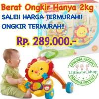 fisher price lion walker / baby walker / mainan bayi
