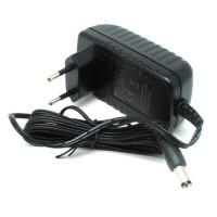 Harga AC Adapter Alat Elektronik 12V 1A 5mm Pin   Black  | WIKIPRICE INDONESIA