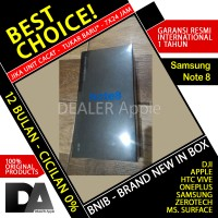 Samsung Galaxy Note 8 64GB GOLD BNIB Garansi Resmi International 1 THN