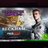 PES 2018 PS3 INJECT/OFW PATCH KDW HDX SUMMER 17-18