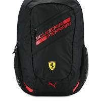 Puma Ferrari Fanwear Backpack - Black