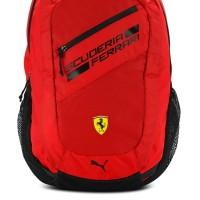 Puma Ferrari Fanwear Backpack - Rosso Corsa