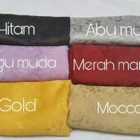 Jual Kerudung | Jilbab Jacquard | Jaguar Silk Segiempat Murah