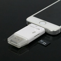 iFlashDrive HD memory External Storage OTG Card Reader Apple iPhone