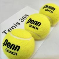 Bola tenis penn isi 3 / Penn Coach Tennis Ball Original paling murah
