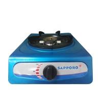 Sapporo Kompor Gas 1 Tungku - Biru