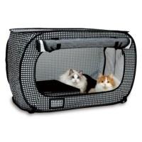 Portable Cat Cage - Kandang Kucing