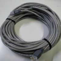 Kabel LAN 20M Cat5E 20Meter UTP Cable 20 M Network 20 Meter