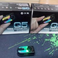 Jual Super Mini Thumb DV Q5 12 MP Full HD ( Foto, Video, Suara ) TERLARIS B Murah