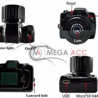 Jual Kamera Mini Dv Y2000 Murah