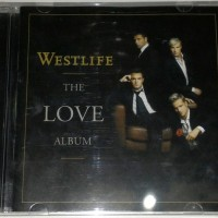 CD Westlife - The Love Album Import
