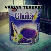Jual Best Seller  [ RASA ANGGUR ] GLUTA DRINK  Murah Murah