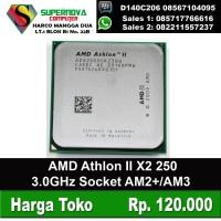AMD ATHLON II X2 250 3.0GHZ AM2+/AM3