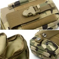 Jual BARU Tas Pinggang Dompet Tactical Waist Bag Army Outdour Hp A318 Murah