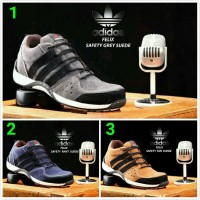 Jual Sepatu Casual Adidas Felix Suede Safety Made In Vietnam Murah
