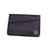 Aramid Card Wallet Carbon