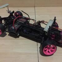 Jual RC Drift Elektrik Sakura Kit D3 RTR ! Murah