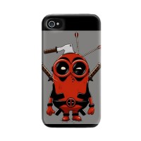 Jual Casing Handphone Minion Deadpool Lucu Unik Murah