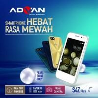 Advan Vandroid S4Z Plus - 1GB/8GB - Garansi Resmi