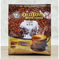 Old Town White Coffee 3 in 1 Classic 15 sachet x 40 g Kopi Malaysia