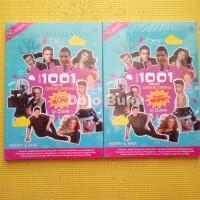Kisah 1001 Fakta Orang-Orang Super WOW di Dunia + CD(Soft Cover) oleh