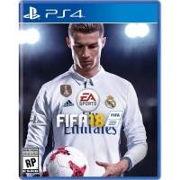 PS4 FIFA 18 (Region 3/Asia/English)