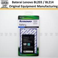 Baterai Lenovo Bl203 A369i Original Oem | Batrai, Batre Bl 203, A 369i