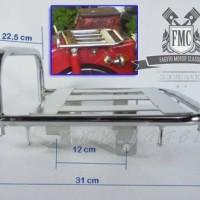 harga Tatakan Jok Pisah (boncengan) Honda C70/c50/pispot Tokopedia.com