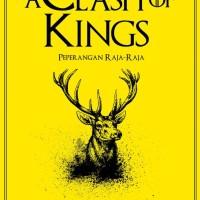 Game of Thrones 2 Peperangan Raja-raja by George RR Martin