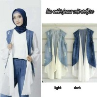 Kia Outer / Vest / Rompi / Cardigan Murah / Baju modis /fashion wanita