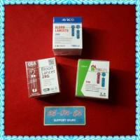 Jual Jarum Lancets Untuk Ambil Darah Alat Nesco Easy Touch Gluco dr Murah