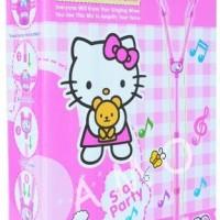 Jual Hotlist terlaris  MICROPHONE DOUBLE HELLO KITTY 901-271  bestseller Murah