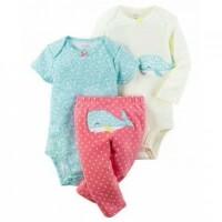 Harga baju bayi set setelan jumper bayi blue | antitipu.com