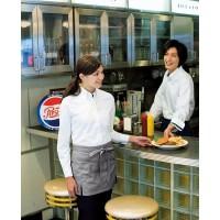 TERMURAH .Kwalitas Eksport.Apron Celemek Katun Waitress Waiter