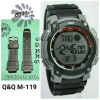 Jual STRAP Q&Q M-119 M119 M 119  / TALI JAM QNQ QQ Murah