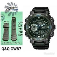Jual STRAP Q&Q GW87 GW-87 GW 87 / TALI JAM QNQ QQ Murah