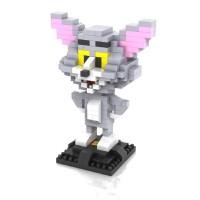 Lego Nano Block Loz Tom Tom and Jerry La KODE TR5497
