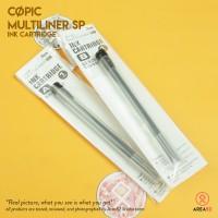 Jual Copic Multiliner SP Ink Cartridge Murah