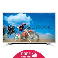 Sharp Aquos LC-40LE185I-WH TV LED 40 Inch - White - Fre Diskon