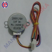 Motor Swing Indoor AC Sharp 28BYJ48, Motor Steper AC Split Berkualitas