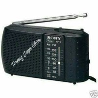 Radio Sony Portable ICF-8 AM/FM (2 Band)