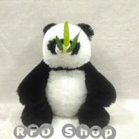 Jual Boneka Panda Rumput Black White Murah