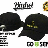 TOPI BASEBALL GREENLIGHT Y4 - OUTFIT