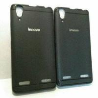 Lenovo A6000 Case Silikon Ulir Softcase Casing Cover Tutup Belakang HP