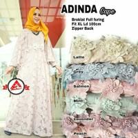 Jual Adinda cape dress Murah