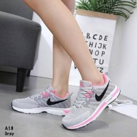 Sneakers Branded Wanita Import Nike Zoom Air #A18